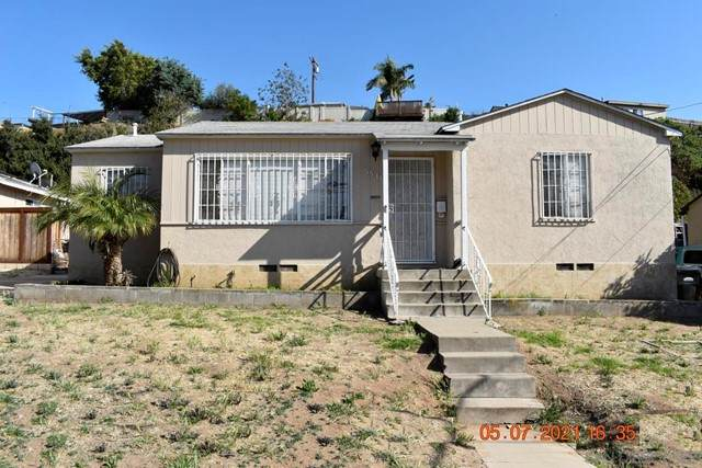 5531 Grape St, San Diego, CA 92105 (#210012281) :: EXIT Alliance Realty