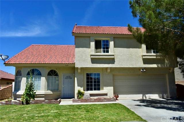 1117 Cloverdale Court, Rosamond, CA 93560 (#PW21096308) :: RE/MAX Empire Properties