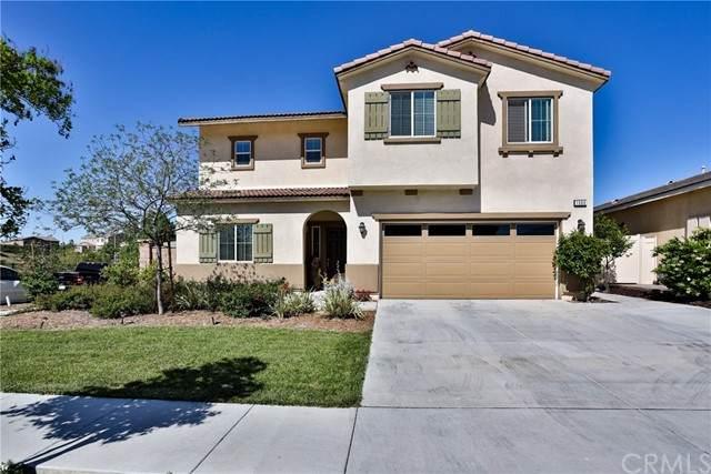1300 Riviera Drive, Calimesa, CA 92320 (#EV21098114) :: A|G Amaya Group Real Estate