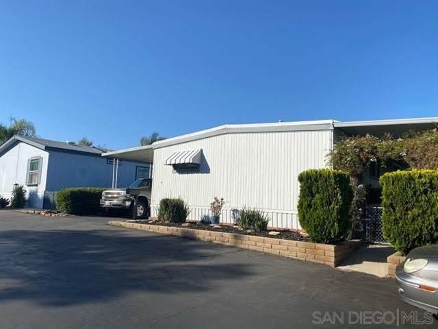 13162 Highway 8 Business Spc #9, El Cajon, CA 92021 (#210012284) :: EXIT Alliance Realty