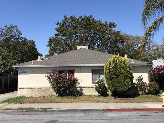 195 Wabash Avenue, San Jose, CA 95128 (#ML81842621) :: The Kohler Group