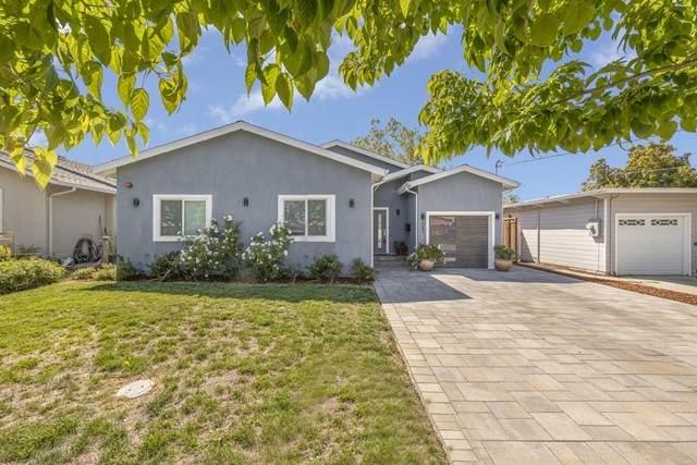 587 Borregas Avenue, Sunnyvale, CA 94085 (#ML81840572) :: The Kohler Group