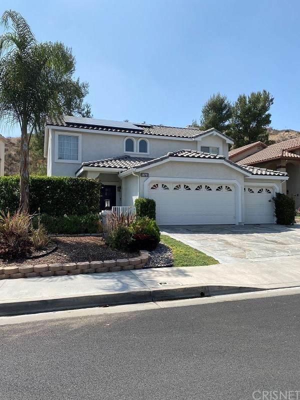 28781 Woodside Drive, Saugus, CA 91390 (#SR21098186) :: Better Living SoCal