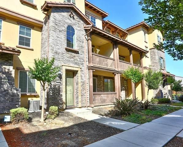 1018 Vanilla Walkway Ww, San Jose, CA 95133 (#ML81840952) :: The Kohler Group