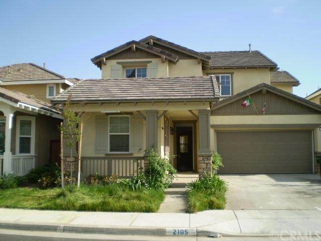 2105 Cottage Court, Perris, CA 92571 (#WS21098257) :: Realty ONE Group Empire