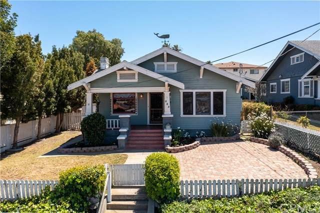 535 W 36th Street, San Pedro, CA 90731 (#SB21098346) :: Power Real Estate Group