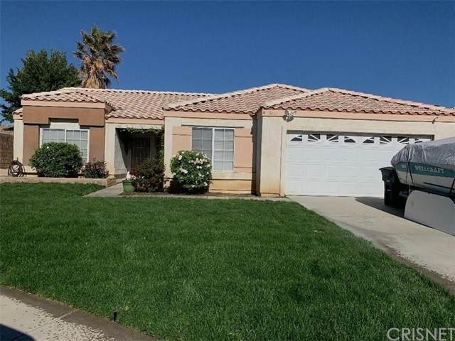 3430 Rodney Street, Rosamond, CA 93560 (#SR21098331) :: RE/MAX Empire Properties