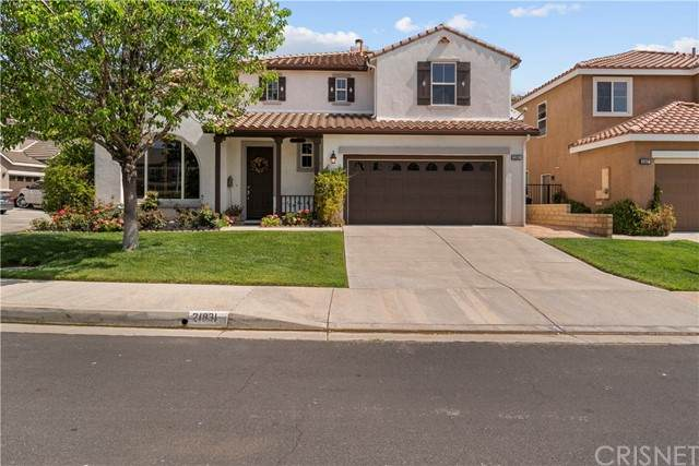 21831 Maged Court, Saugus, CA 91390 (#SR21097926) :: The Brad Korb Real Estate Group