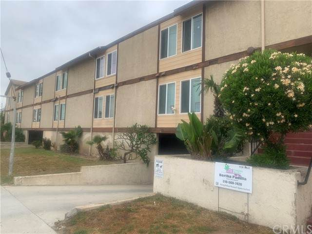 1350 N Marine Avenue #106, Wilmington, CA 90744 (#SB21097722) :: The Costantino Group | Cal American Homes and Realty