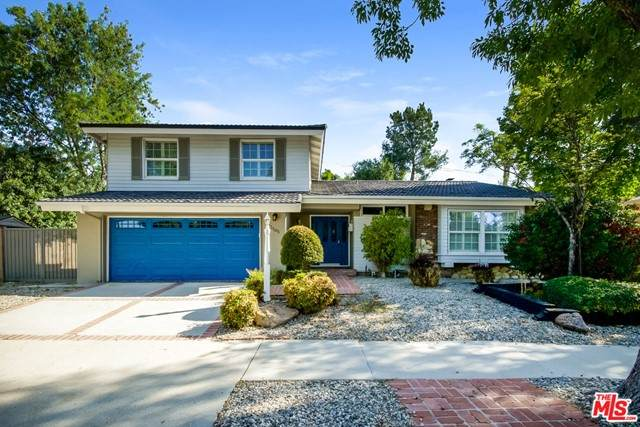 23505 Schoenborn Street, West Hills, CA 91304 (#21727738) :: Team Forss Realty Group