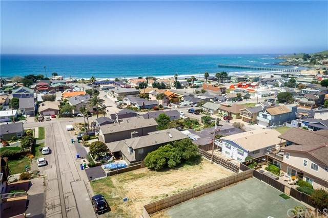 0 H Street Parcel 1(Lots 22 & 23), Cayucos, CA 93430 (#SC21097929) :: The Houston Team | Compass