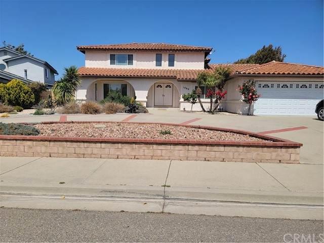 1089 Burlington Drive, Santa Maria, CA 93455 (#PI21098463) :: Team Forss Realty Group