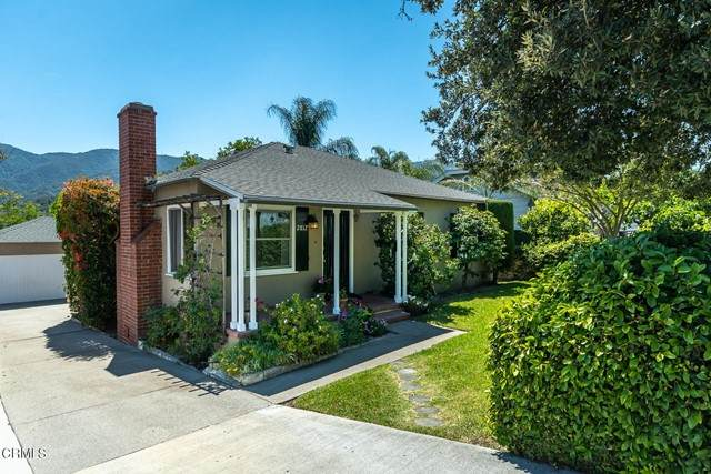 2812 Manhattan Avenue, La Crescenta, CA 91214 (#P1-4643) :: The Brad Korb Real Estate Group