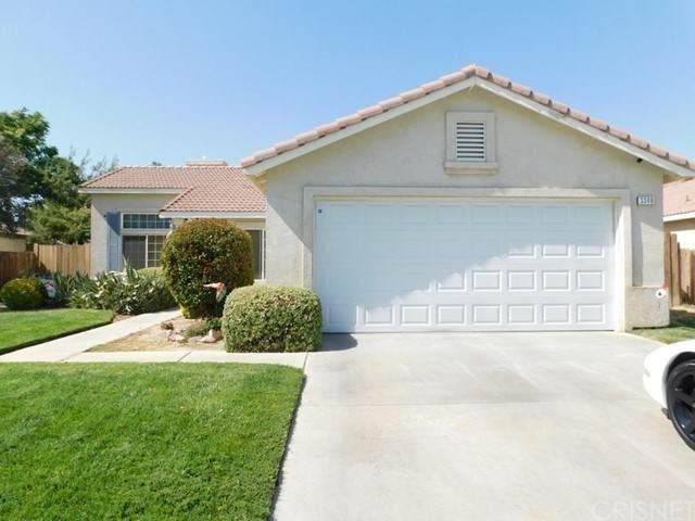 3349 Knott Court, Lancaster, CA 93535 (MLS #SR21098508) :: CARLILE Realty & Lending