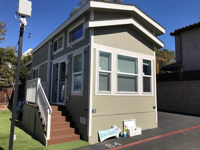 1549 N Vulcan Avenue #84, Encinitas, CA 92024 (#NDP2105086) :: Power Real Estate Group