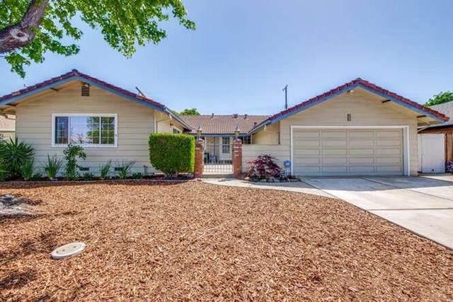 631 Hillsdale Avenue, Santa Clara, CA 95051 (#ML81842942) :: The Bhagat Group