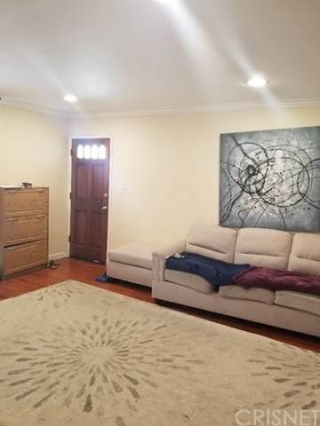 4610 Densmore Avenue #10, Encino, CA 91436 (#SR21098565) :: The Brad Korb Real Estate Group