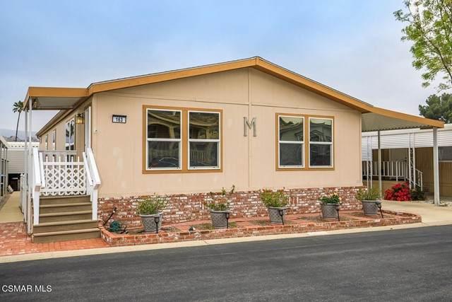 195 Tierra Rejada Road #163, Simi Valley, CA 93065 (#221002463) :: Legacy 15 Real Estate Brokers