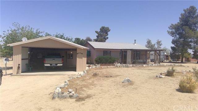 726 Sacramento Road, Pinon Hills, CA 92372 (#PW21097821) :: A|G Amaya Group Real Estate