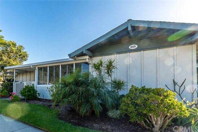 605 Avenida Sevilla B, Laguna Woods, CA 92637 (#OC21095805) :: American Real Estate List & Sell