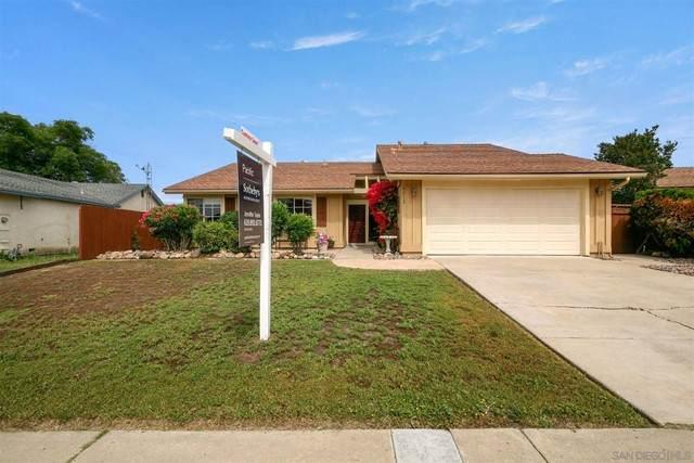 9312 Lake Hill Rd., Santee, CA 92071 (#210012351) :: Mainstreet Realtors®