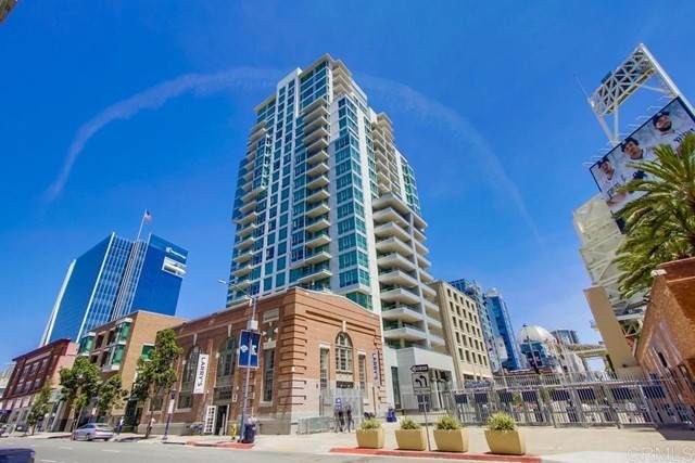 325 7th Ave #705, San Diego, CA 92101 (#PTP2103145) :: The Bhagat Group