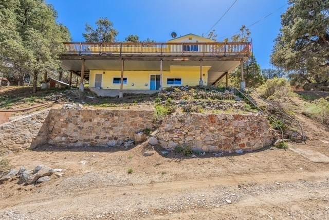 541 Truman Drive, Frazier Park, CA 93225 (#SR21098645) :: RE/MAX Empire Properties
