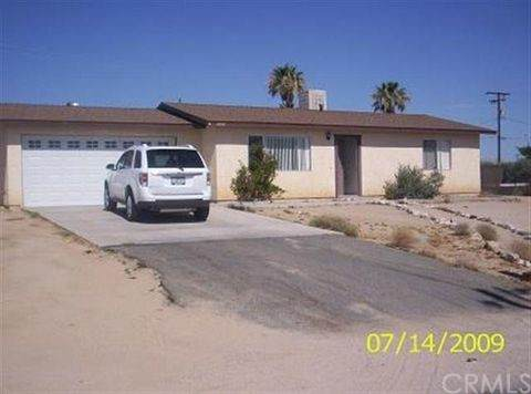 6698 Bermuda Avenue, 29 Palms, CA 92277 (#PW21098640) :: RE/MAX Empire Properties