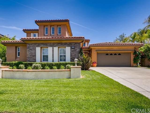 26836 Boulder Crest Drive, Valencia, CA 91381 (#OC21098272) :: The Brad Korb Real Estate Group