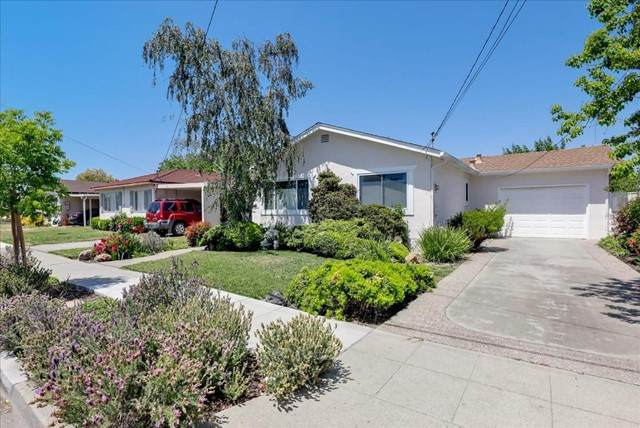 4121 Crestwood Street, Fremont, CA 94538 (#ML81842972) :: American Real Estate List & Sell