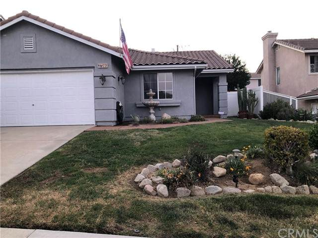 27395 Bunkerhill Drive, Corona, CA 92883 (#SW21098381) :: American Real Estate List & Sell