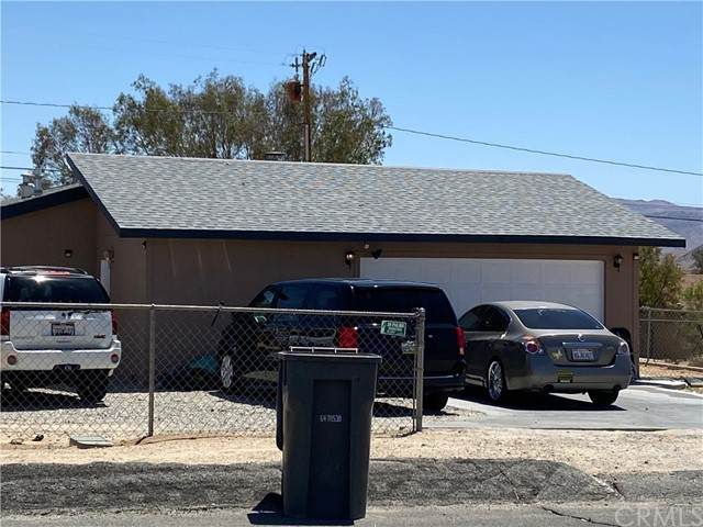 6415 Lupine Avenue, 29 Palms, CA 92277 (#JT21098749) :: Massa & Associates Real Estate Group | eXp California Realty Inc