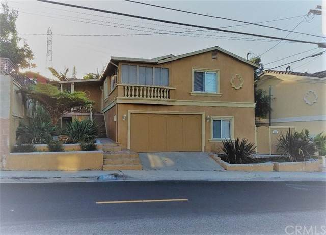 2505 Felton Lane, Redondo Beach, CA 90278 (#OC21098572) :: Compass