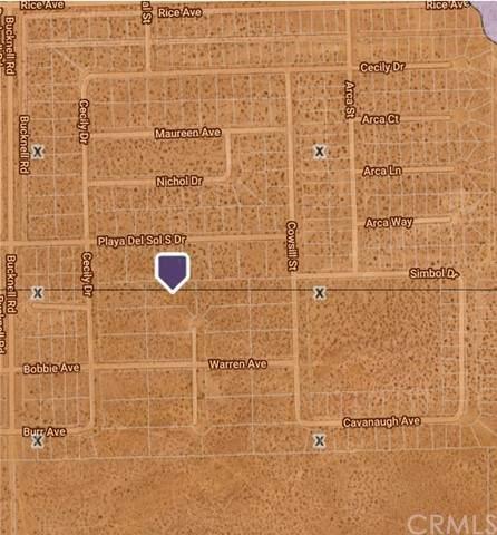0 Warren Way, California City, CA 93504 (#PW21098809) :: Power Real Estate Group