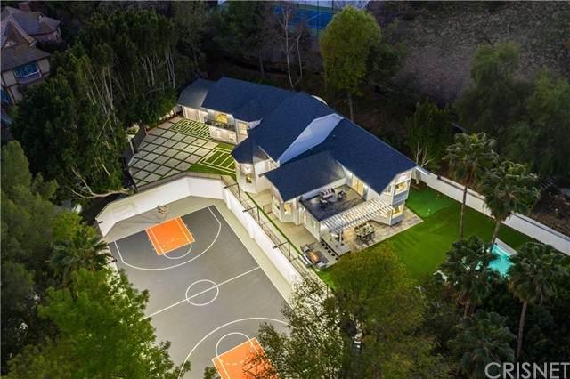 4453 Balboa Avenue, Encino, CA 91316 (#SR21097894) :: The Laffins Real Estate Team