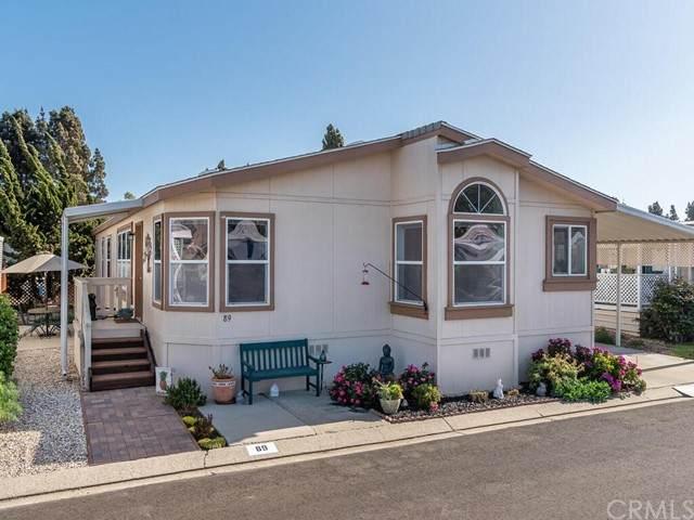 3395 S Higuera Street #89, San Luis Obispo, CA 93401 (#SC21098625) :: Mainstreet Realtors®