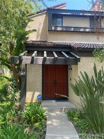 21821 Burbank Boulevard #147, Woodland Hills, CA 91367 (#SR21098879) :: Compass