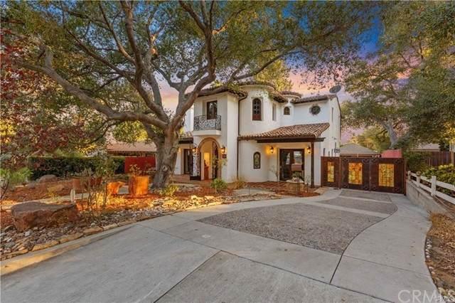 460 E Grandview Avenue, Sierra Madre, CA 91024 (#AR21098793) :: RE/MAX Masters