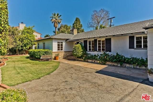 14216 Chandler Boulevard, Sherman Oaks, CA 91401 (#21728400) :: The Brad Korb Real Estate Group