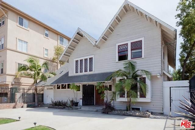 1256 W Adams Boulevard, Los Angeles (City), CA 90007 (#21729574) :: Zutila, Inc.