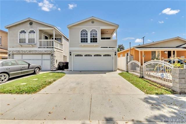 478 E Morningside Street, Long Beach, CA 90805 (#PW21099102) :: The Costantino Group | Cal American Homes and Realty