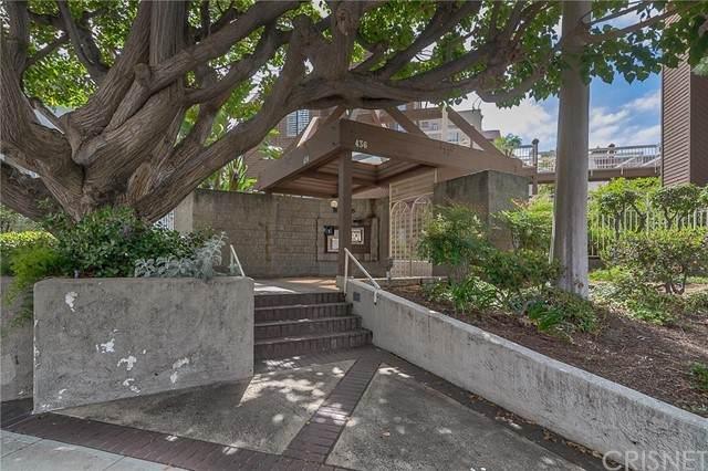 436 E Palm Avenue #108, Burbank, CA 91501 (#SR21099021) :: The Brad Korb Real Estate Group