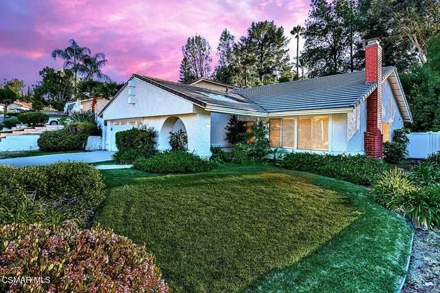 5855 Carell Avenue, Agoura Hills, CA 91301 (#221002472) :: RE/MAX Masters