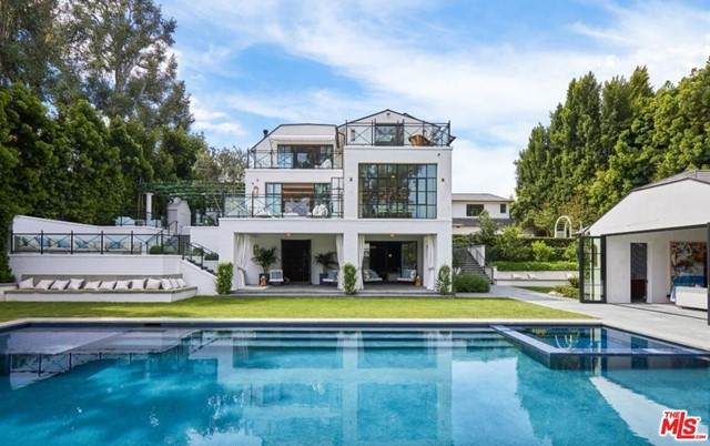 1024 Ridgedale Drive, Beverly Hills, CA 90210 (#21726092) :: Mint Real Estate