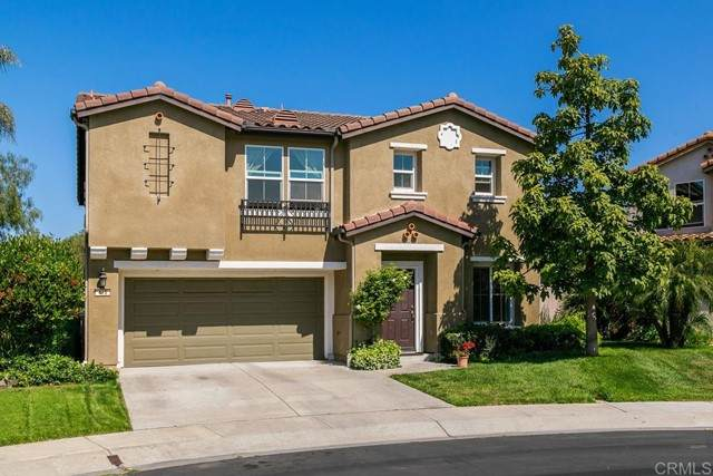 415 Franciscan Way, Oceanside, CA 92057 (#NDP2105123) :: Power Real Estate Group