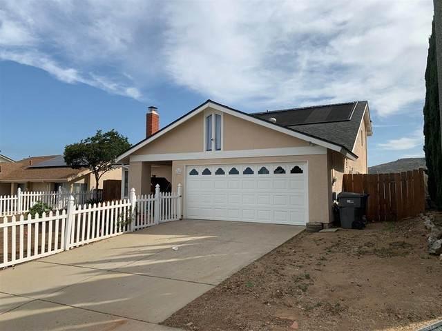 11064 Collinwood Drive, Santee, CA 92071 (#PTP2103156) :: Compass