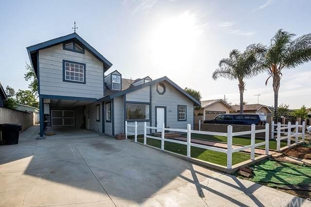 4351 Lugo Avenue, Chino Hills, CA 91709 (#CV21098238) :: The Alvarado Brothers