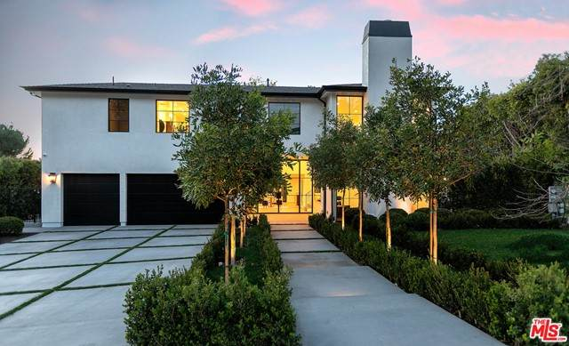 9607 Wendover Drive, Beverly Hills, CA 90210 (#21729180) :: Mint Real Estate