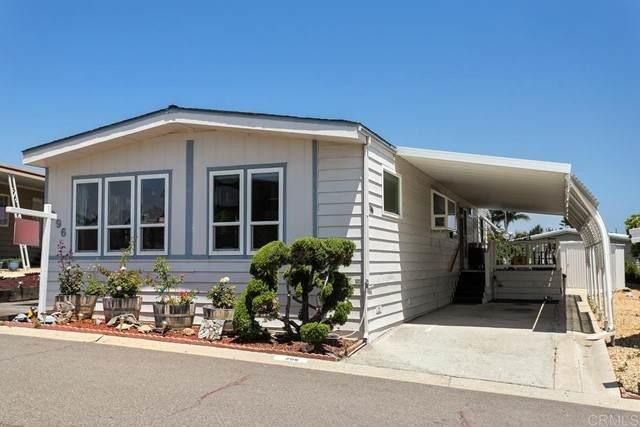 650 S Rancho Santa Fe Road S #296, San Marcos, CA 92078 (#NDP2105128) :: Power Real Estate Group