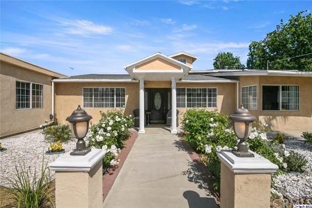 5446 Fulton Avenue, Sherman Oaks, CA 91401 (#320006033) :: The Brad Korb Real Estate Group